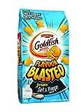 Pepperidge Farm Goldfish Flavour Blasted Screamin' Salt & Vinegar Crackers, 180g