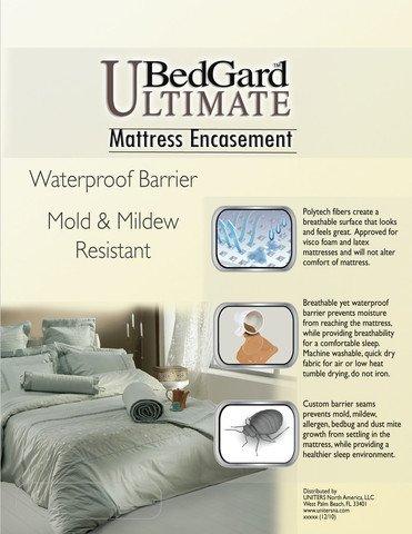 BedGard Ultimate Mattress Encasement - Full