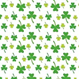 """Party Essentials VM54108 ValuMost Rectangular Plastic Tablecover, 108"""" Length x 54"""" Width, Clovers Print (Case of 24)"""