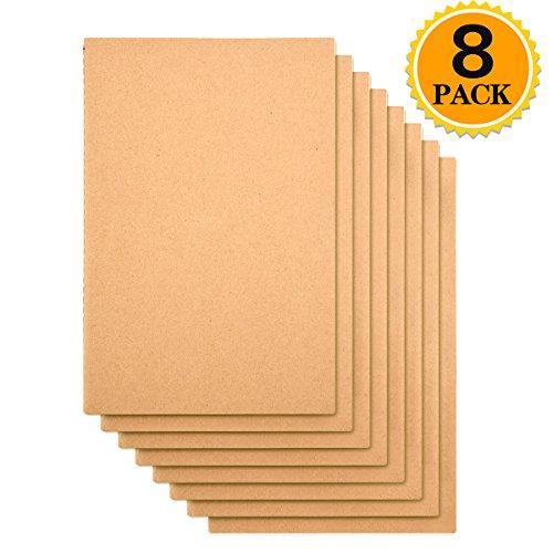 8 Subject Notebook - 9