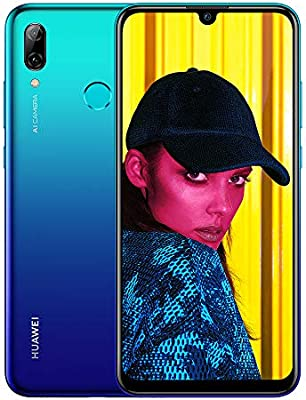 Huawei P Smart (2019) - Smartphone 64GB, 3GB RAM, Single Sim, Aurora Blue: Amazon.es: Electrónica