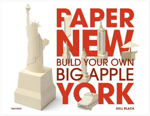 Paper New York: Build Your Own Big Apple