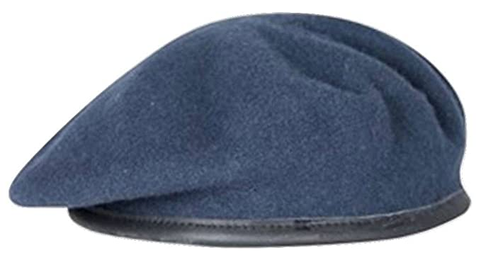 f353aee7f British Military Berets - Unit Options (58 cm / 7 1/4, RAF Blue ...