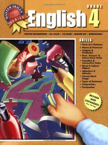 Download English, Grade 4 (Master Skills) ebook