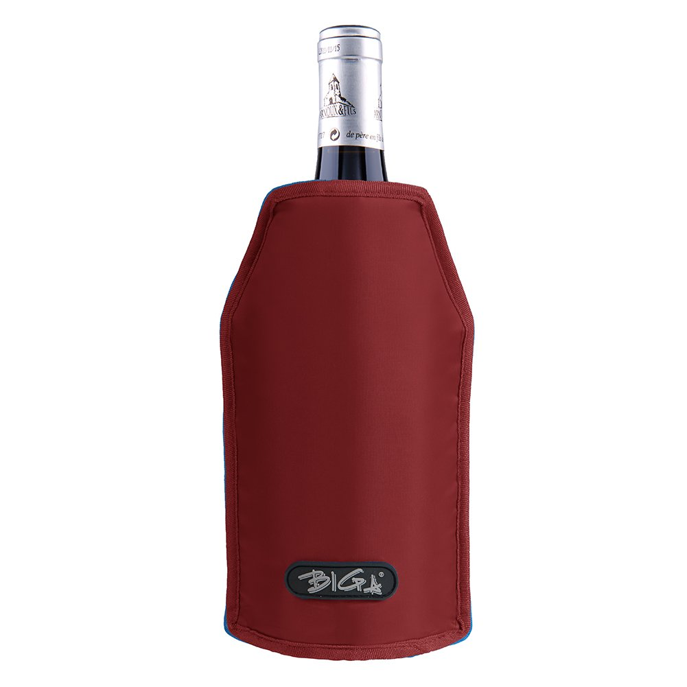 Wine Cooler Sleeve With Protector Keep Cool and Chill 2 Hours Up for Luxury Champagne Burt White Red Wine by DOZZZ (Image #1)