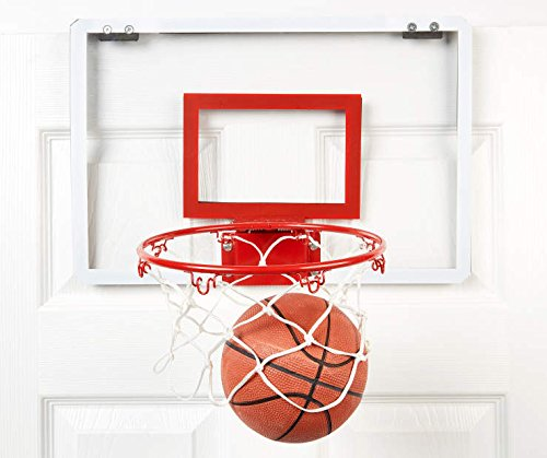 Canasta de baloncesto profesional con borde Break-Away