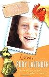Love, Ruby Lavender, Deborah Wiles, 0152045686