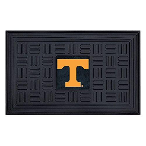 (FANMATS NCAA University of Tennessee Volunteers Vinyl Door Mat)