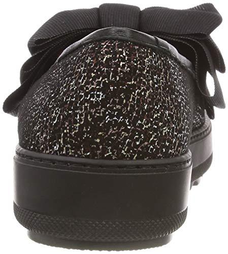 Baskets tina Black Testa Femme Slip Marron Zi zasha33 Mihara Testa Chie Lustou on gtvqa