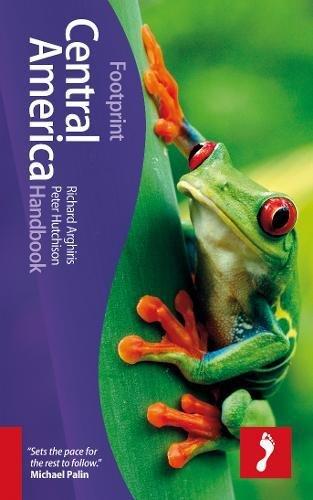 Central America, 19th (Footprint - Handbooks)
