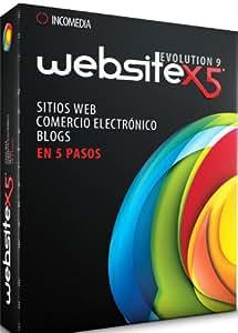 Website X5 Evolution 9 Español