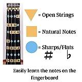 Fantastic Finger Guide for Violins - Music