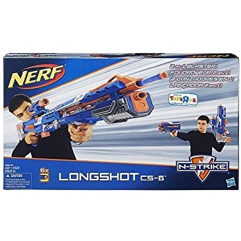 Amazon Com Nerf Dart Tag Swarmfire Toys Amp Games