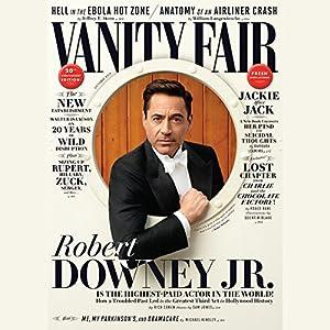 Vanity Fair: October 2014 Issue Periodical
