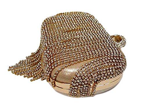 Bags InStyle Pochettes InStyle Bags Pochettes Doré femme InStyle femme Doré Bags rIIBFxw