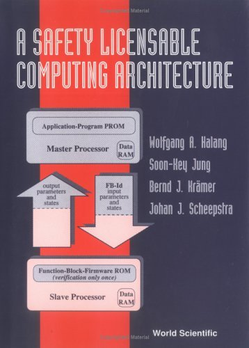 A Safety Licensable Computing Architecture by W.A. Halang (1994-05-28)