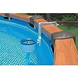 Intex 28000E Deluxe Wall-Mounted Swimming Pool