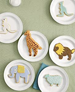 Martha Stewart Collection Noah's Ark Animal Cookie Cutters