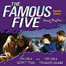 Famous Five: 'Five on a Secret Trail' & 'Five on a Treasure Island'