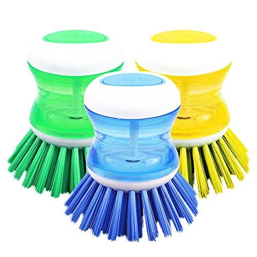 Pot Brush Nylon - 1