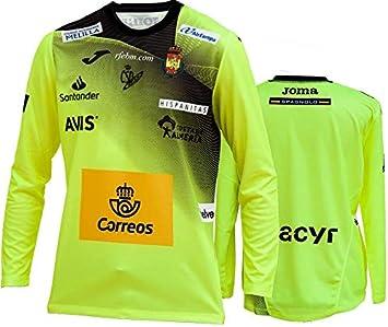 Camiseta Joma Portero España Balonmano 2019 Amarilla - XL: Amazon ...