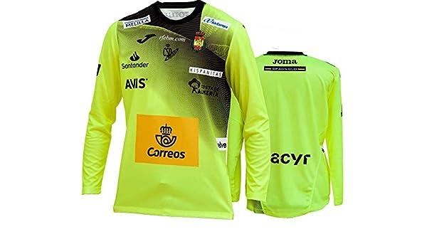 Camiseta Joma Portero España Balonmano 2019 Amarilla - XXXL: Amazon.es: Deportes y aire libre
