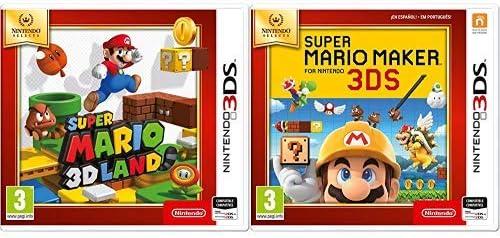 Super Mario 3D & Mario Maker SELECTS: Amazon.es: Videojuegos