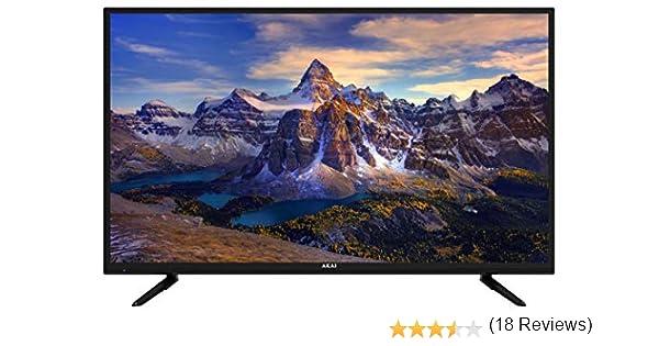 Akai aktv434 televisor LED 43 Pulgadas TV UHD 4 K Smart Android ...