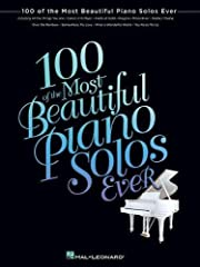 (Piano Solo Songbook). 100 pop and classical standards that every piano player should master, including: Air on the G String * Bridge over Troubled Water * Canon in D * Clair de Lune * Fields of Gold * Fur Elise * I Dreamed a Dream * I Will A...
