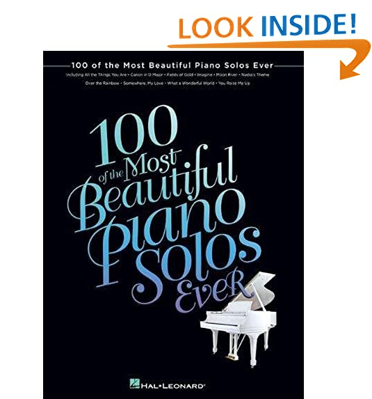 Sheet Music For Piano Amazon