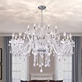 Crystal Pendant Chandelier/Light Fixture for Dining