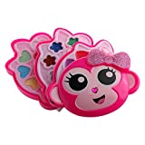 Totally Friends Kids Pretend Makeup,Cute Monkey Shaped Vanity Non Toxic Washable