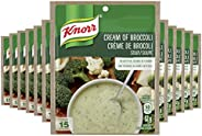 Knorr Dry Soup Mix for A Quick Delicious Soup Or Flavour Boost Cream of Broccoli No Artificial Colours Or Flav