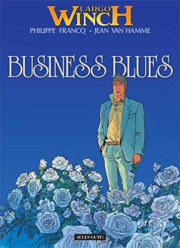 Largo Winch, Bd. 4, Business Blues