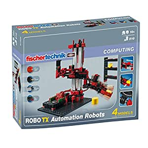 Fischertechnik Automation Robots - Juego de construcción robotizado