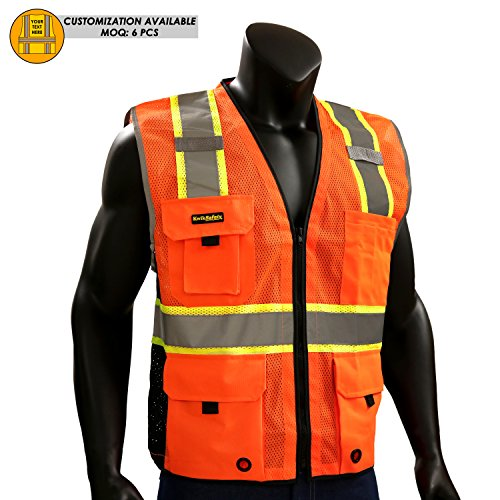 KwikSafety Visibility Reflectivity Breathable Traditional