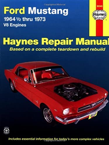 51 CLBYvKjL._SX373_BO1204203200_ ford mustang v8 automotive repair manual 1964 1 2 thru 1973 2015 Mustang Rear Window Louvers at readyjetset.co