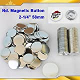 Nd. Magnetic 2-1/4'' 58mm Magnet 100sets Parts Supplies for Pro Maker Machine