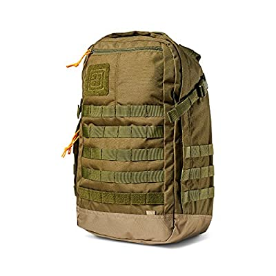 5.11 Rapid Origin Tactical Backpack with Laptop Sleeve, Hydration Pocket, MOLLE, Style 56355