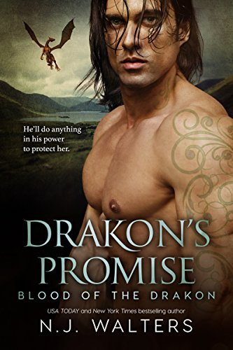 Drakon's Promise (Blood of the Drakon Book 1) by [Walters, N.J.]