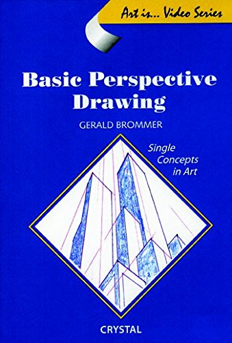 - Crystal Productions Art is Basic Perspective Drawing DVD, 26 min
