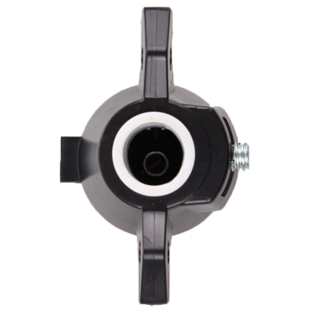 NEW SUN 7 Way Round RV Blade Trailer Connector Adapter Plug