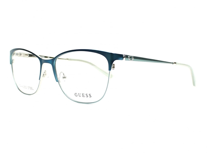 Optical frame Guess Metal Turquoise - Metalic Blue (GU2583 088)