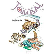 Pierre Tombal 20 : Morts de rire