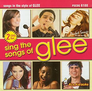 Pocket Songs Karaoke CDG #6188 - Sing the songs of Glee - Amazon com
