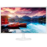 2017 Samsung 32-Inch Full HD 1920 x 1080 Slim Design Monitor with 60 Hz, 16:9, 250 cd/m2, 5ms, 5000:1, 178°/178°, HMDI, VESA Mount, Black