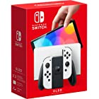 Nintendo Switch™ (OLED Model) with White Joy-Con - White Joy-Con Edition