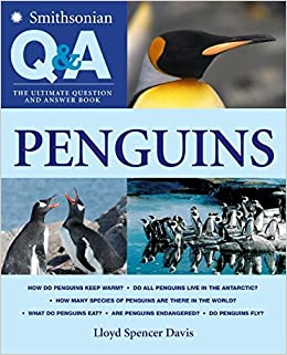 Book Smithsonian Q & A: Penguins: The Ultimate Question & Answer Book by Lloyd Spencer Davis (2007-06-26)