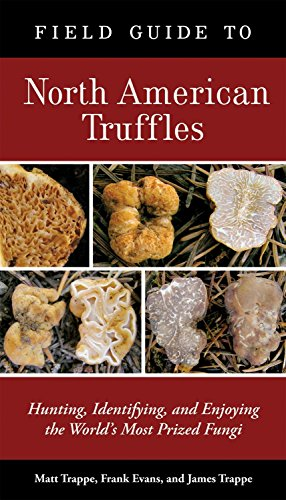 Field Guide to North American Truffles: Hunting, Identifying, and Enjoying the World's Most Prized Fungi by Matt Trappe, Frank Evans, James Trappe