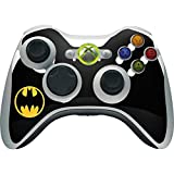 DC Comics Batman Xbox 360 Wireless Controller Skin – Batman Logo Vinyl Decal Skin For Your Xbox 360 Wireless Controller For Sale